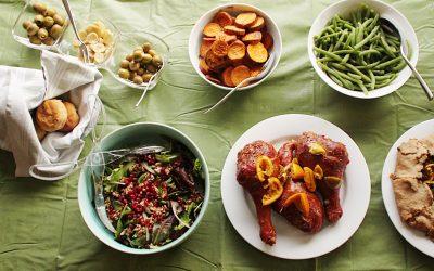 Cannabis: ¿el nuevo ingrediente de la Cena de Acción de Gracias?